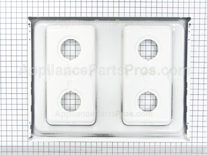 Whirlpool Cooktop 2001M098-81 from AppliancePartsPros.com