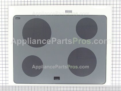 Whirlpool Cooktop 5706X265-81 from AppliancePartsPros.com
