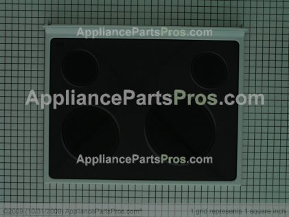 Whirlpool Cooktop 5706X571-81 from AppliancePartsPros.com
