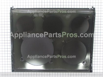 Whirlpool Cooktop 5706X616-09 from AppliancePartsPros.com