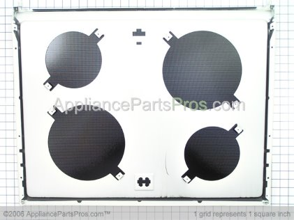 Whirlpool Cooktop 74005180 from AppliancePartsPros.com