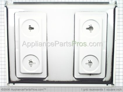 Whirlpool Cooktop 8195546 from AppliancePartsPros.com