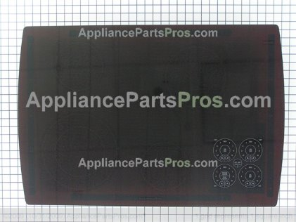 Whirlpool Cooktop (black) 4455552 from AppliancePartsPros.com