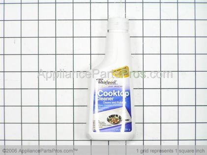 Whirlpool Cooktop Cleaner 31464 from AppliancePartsPros.com