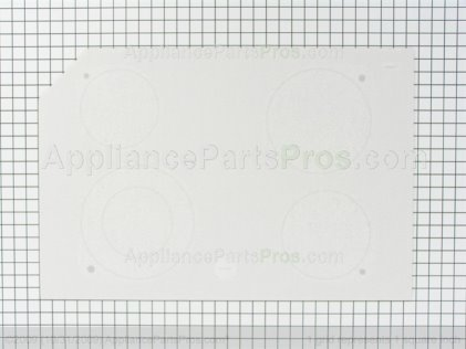 Whirlpool Cooktop Glass 8190781 from AppliancePartsPros.com