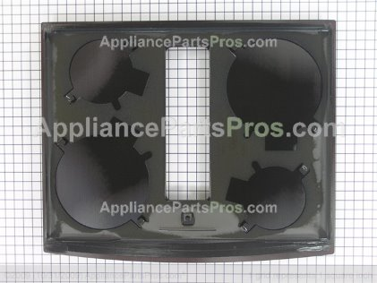 Whirlpool Cooktop W10204939 from AppliancePartsPros.com