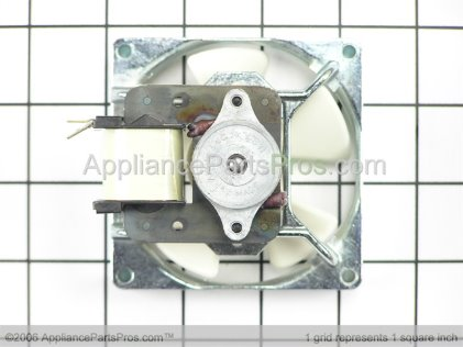 Whirlpool Cooling Fan Motor Assembly. 9751020 from AppliancePartsPros.com