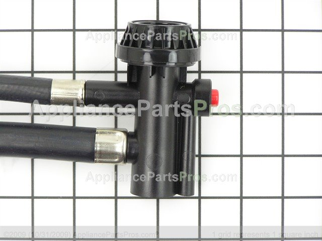 Whirlpool WP99001868 Coupler & Hose Assembly - AppliancePartsPros.com