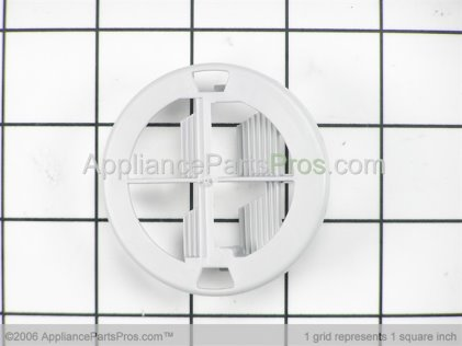 Whirlpool Cover, Air/water Inl 99002948 from AppliancePartsPros.com