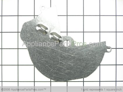 Whirlpool Cover, Crusher 2255460 from AppliancePartsPros.com
