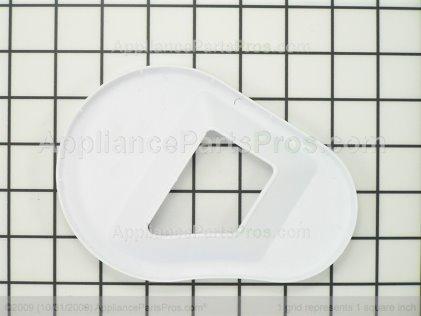 Whirlpool Cover, Dispenser 3955788 from AppliancePartsPros.com