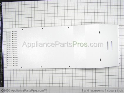 Whirlpool Evaporator Cover 4388356 from AppliancePartsPros.com