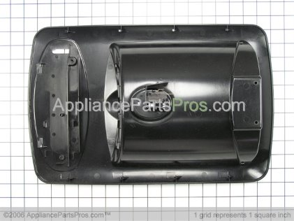 Whirlpool Cover-Frnt 12703807BB from AppliancePartsPros.com