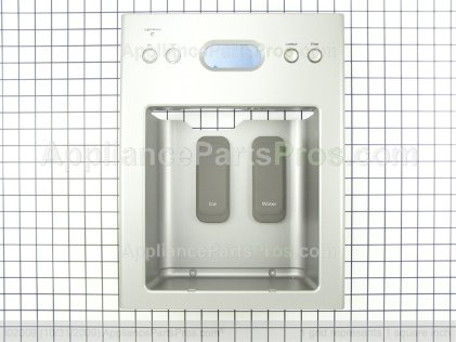 Whirlpool Cover-Frnt 2326256US from AppliancePartsPros.com