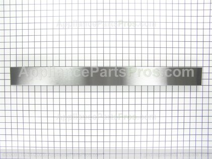Whirlpool Cover, Grille (stl) DE97-00656A from AppliancePartsPros.com