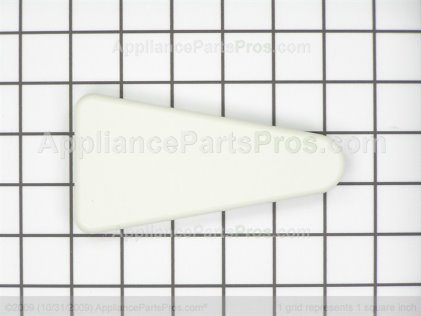 Whirlpool Cover-Hinge (biscuit) 2213364 from AppliancePartsPros.com
