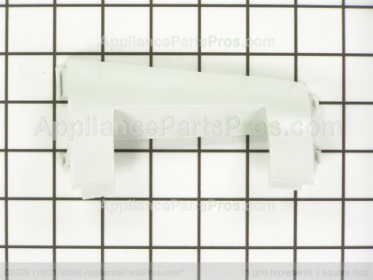 Whirlpool Cover-Hinge, Stationary (rh) (platinum) 8559713 from AppliancePartsPros.com