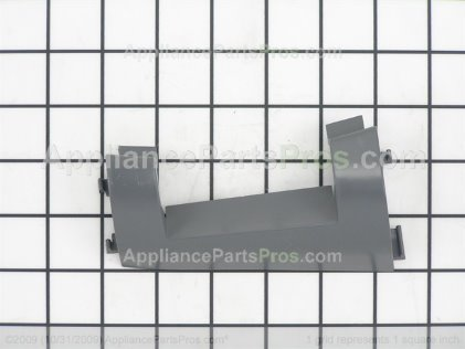 Whirlpool Cover-Hinge, Stationary (rh) (pewter) 8559719 from AppliancePartsPros.com