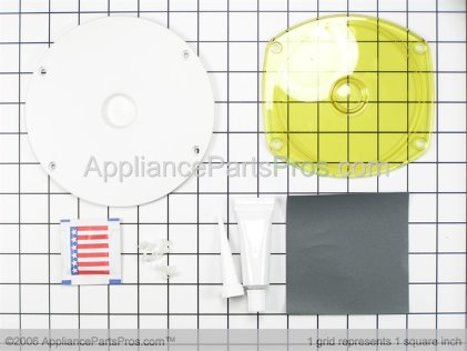 Whirlpool Cover-Inlet 8184604 from AppliancePartsPros.com