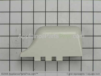 Whirlpool Cover, Lower Hinge (bsq) 61004765 from AppliancePartsPros.com