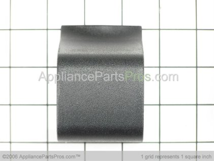 Whirlpool Cover, Lw Hinge (blk 12630301B from AppliancePartsPros.com