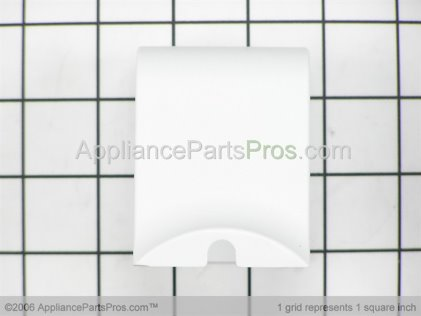 Whirlpool Cover, Lw Hinge (wht 12630301W from AppliancePartsPros.com