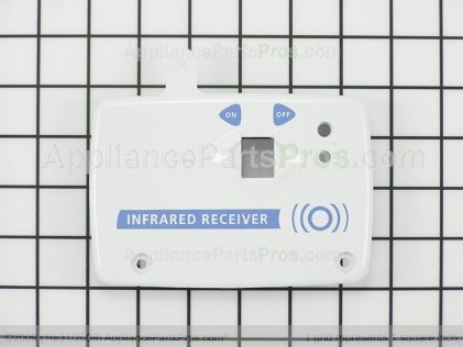 Whirlpool Cover, Receiver 2255558 from AppliancePartsPros.com