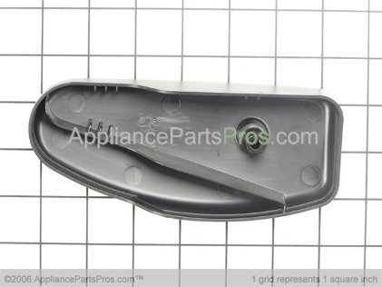 Whirlpool Cover, Right Top Hinge (blk) 12684202B from AppliancePartsPros.com