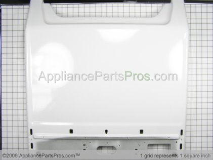 Whirlpool Cover, Top 33002627 from AppliancePartsPros.com