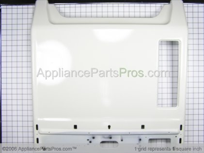 Whirlpool Cover, Top (bsq-As P 22004181 from AppliancePartsPros.com