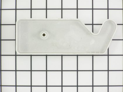 Whirlpool Cover, Top Hinge (wht 67007156 from AppliancePartsPros.com
