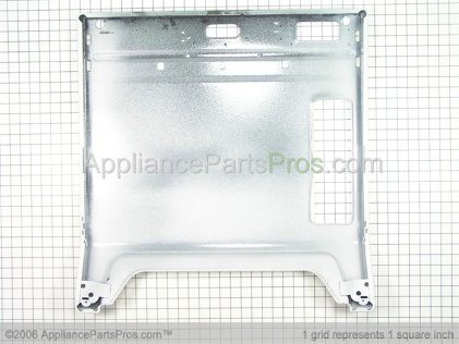 Whirlpool Cover,top(wht) 22004180 from AppliancePartsPros.com