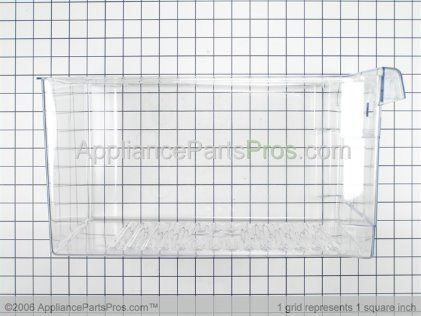 Whirlpool Crisper Pan 2252931 from AppliancePartsPros.com