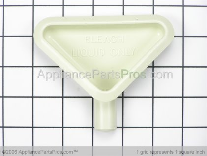 Whirlpool Cup-Bleac 215580 from AppliancePartsPros.com