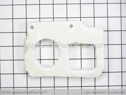 Whirlpool Damper Assy., Exhaust 12001847 from AppliancePartsPros.com