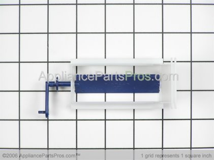 Whirlpool Damper/insulation Kit 12001377 from AppliancePartsPros.com