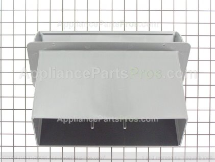 Whirlpool Damper, Wall Cap (3 1/4 X 10) A403 from AppliancePartsPros.com