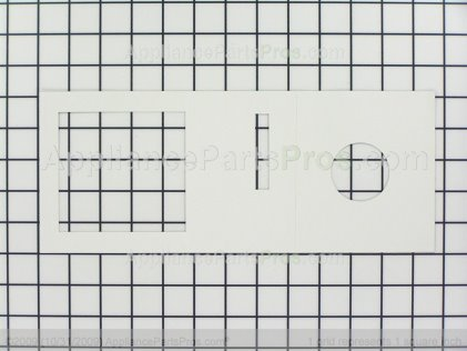 Whirlpool Decal, Control Panel (maf-Mc) 24002036 from AppliancePartsPros.com