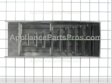 Whirlpool Deflctr-Ar 8184638 from AppliancePartsPros.com
