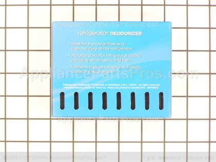 Whirlpool Deodorizer 8171398SRB from AppliancePartsPros.com