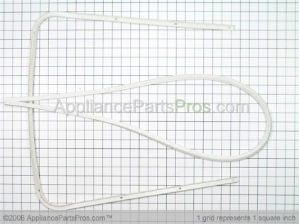 Whirlpool Dishwasher Door Gasket Assembly 675659 from AppliancePartsPros.com