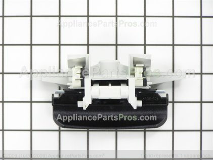 Whirlpool Dishwasher Door Latch Assembly W10130698 from AppliancePartsPros.com