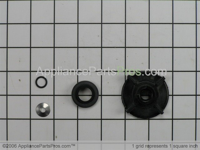 Whirlpool 4160551 Dishwasher Drain Impeller And Motor