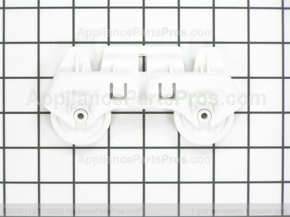 Whirlpool Dishwasher Lower Rack Roller 4-Pack 4317933 from AppliancePartsPros.com