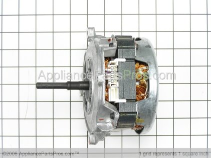 Whirlpool Dishwasher Motor 3377333 from AppliancePartsPros.com