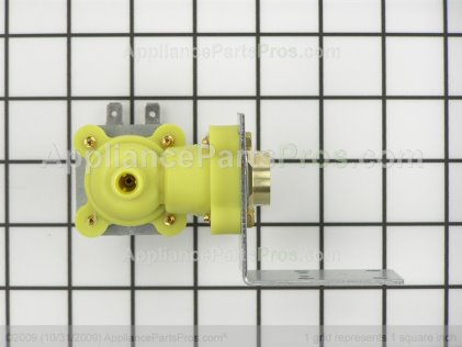 Whirlpool Dishwasher Water Inlet Valve 3374621 from AppliancePartsPros.com