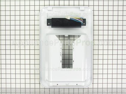 Whirlpool Dispenser Front Cover Assembly W10300203 from AppliancePartsPros.com
