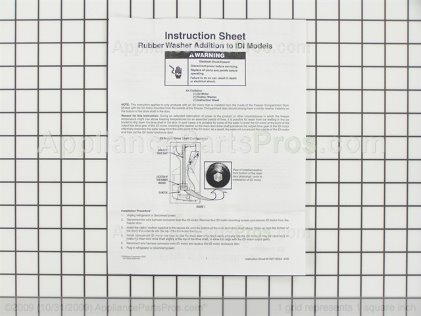 Whirlpool Dispenser, Motor W10271507 from AppliancePartsPros.com