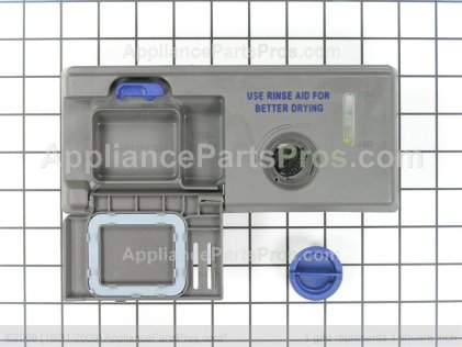 Whirlpool Dispenser W10195174 from AppliancePartsPros.com