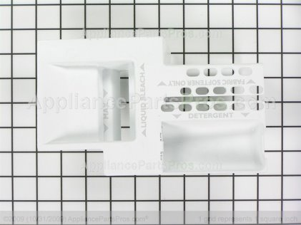 Whirlpool Dispenser W10433390 from AppliancePartsPros.com